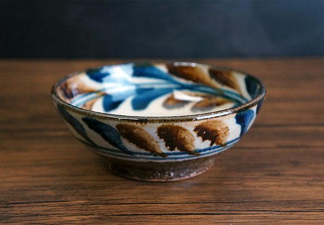 陶芸こまがた 4.5寸皿